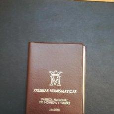 Monedas Franco: CARTERA OFICIAL DE MONEDAS DEL ESTADO ESPAÑOL DEL AÑO 1957*74.(SIN MONEDAS). Lote 189630851