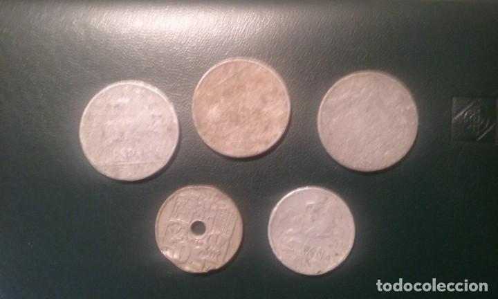 LOTE CENTIMOS (Numismática - España Modernas y Contemporáneas - Estado Español)