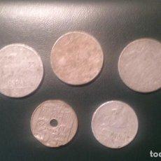 Monedas Franco: LOTE CENTIMOS. Lote 189772173