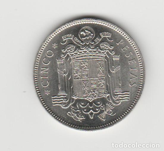 Monedas Franco: 5 PESETAS- 1949*19-49-SC - Foto 2 - 190871893