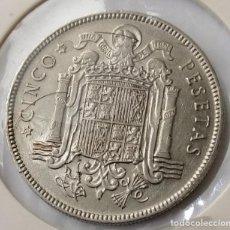 Monedas Franco: 5 PTS 1949 ESTRELLA 49 TOTALMENTE VISIBLE Y CLARA ,ESCASA,MUY BUEN ESTADO #9. Lote 191881795
