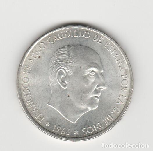 100 PESETAS-1966*19-67-SC (Numismática - España Modernas y Contemporáneas - Estado Español)