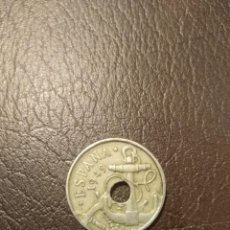 Monedas Franco: MONEDA 50 CÉNTIMOS ESTADO ESPAÑOL 1949 ESTRELLA 19 CINCUENTA VARIANTE AGUJERO DESCENTRADO ANEPIGRAFA. Lote 191961022