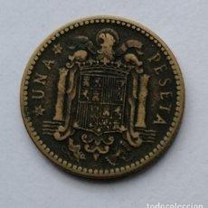 Monedas Franco: 1 PTS 1947 ESTRELLA 50 TOTALMENTE VISIBLE ,ESCASA,MUY BUEN ESTADO #45. Lote 192230078