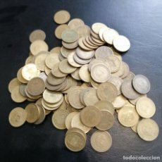Monedas Franco: LOTE MONEDAS 1 PTS FRANCO. Lote 192433488