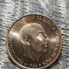 Monedas Franco: ESTADO ESPAÑOL 100 PESETAS 1966*19-70 SIN CIRCULAR. Lote 193371443