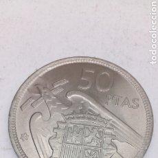 Monedas Franco: MONEDA DE 50PESETAS AÑO1957 E58. Lote 194123163