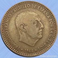 Monedas Franco: 1 PESETA 1966 ESTRELLA 68 ESTADO ESPAÑOL FRANCO MONEDA. Lote 194279606