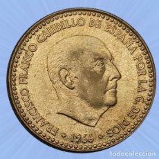 Monedas Franco: 1 PESETA 1966 ESTRELLA 75 ESTADO ESPAÑOL FRANCO MONEDA. Lote 194282056