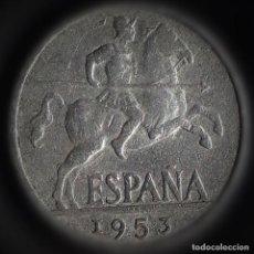 Monedas Franco: F.FRANCO 1.953 10 CNT.. Lote 194336350