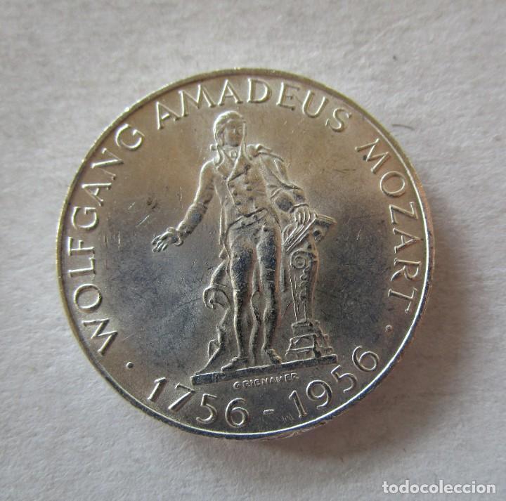 AUSTRIA . 25 SCHILLING DE PLATA ANTIGUOS . SIN CIRCULAR (Numismática - España Modernas y Contemporáneas - Estado Español)