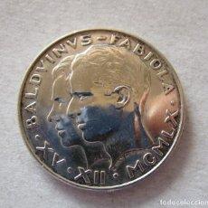 Monedas Franco: BELGICA . 50 FRANCOS DE PLATA DE GRAN CALIDAD . MUY ANTIGUA AÑO 1960 NUEVA. Lote 194344517