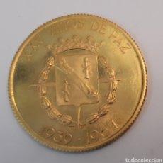 Monedas Franco: MONEDA DE ORO ,FRANCISCO FRANCO. Lote 194346137