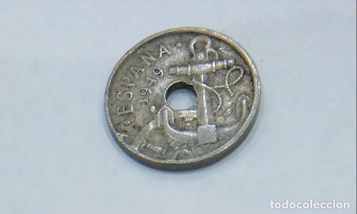 MONEDA DE 50 CTS. 1949 (Numismática - España Modernas y Contemporáneas - Estado Español)