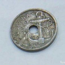 Monedas Franco: MONEDA DE 50 CTS. 1949. Lote 194355001