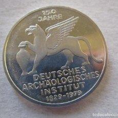 Monedas Franco: ALEMANIA . 5 MARCOS DE PLATA DEL AÑO 1979 . PIEZA SIN CIRCULAR. Lote 194359361