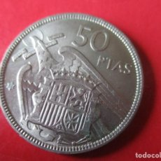 Monedas Franco: 50 PTS DE FRANCO 1957 *69. Lote 194376395