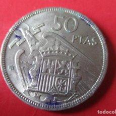 Monedas Franco: 50 PTS DE FRANCO 11957 *70. Lote 194376580