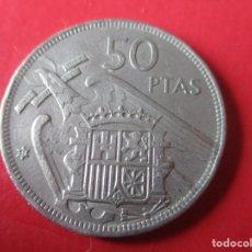 Monedas Franco: 50 PTS DE FRANCO 11957 *71. Lote 194377127