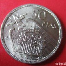 Monedas Franco: 50 PTS DE FRANCO 11957 *72. Lote 194377807