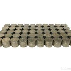 Monedas Franco: GRAN LOTE 500 MONEDAS DE 5 PESETAS AÑO 1957 FRANCISCO FRANCO. Lote 194529130