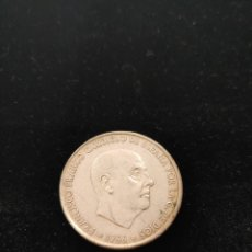 Monedas Franco: 100 PTAS FRANCO PLATA. Lote 194774930