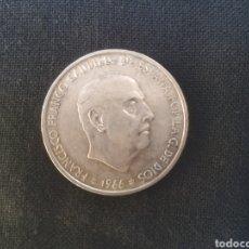 Monedas Franco: 100 PESETAS PLATA 1967. Lote 194861917
