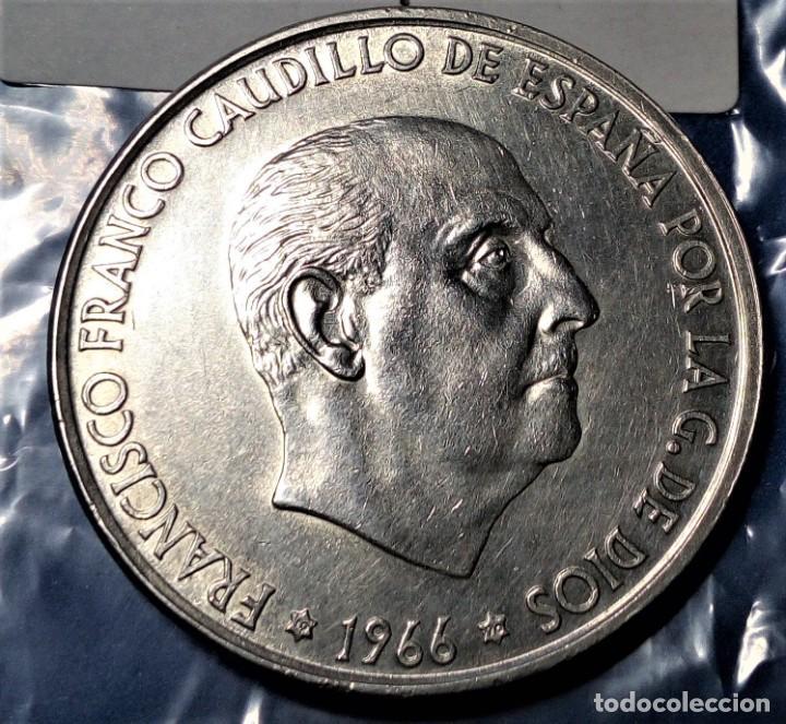 100 PESETAS DE FRANCO 1966 70* (Numismática - España Modernas y Contemporáneas - Estado Español)