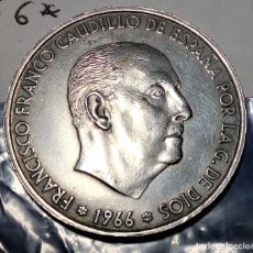 Monedas Franco: 100 PESETAS DE FRANCO 1966 66*. Lote 194896138