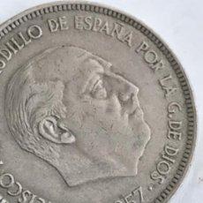 Monedas Franco: 1 MONEDA DE 50 PESETAS DE 1957DE ESTRELLA 71. Lote 194926455