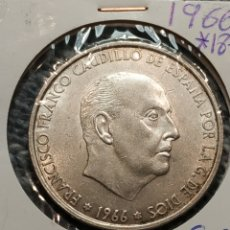 Monedas Franco: 100 PESETAS 1966*19-67 SIN CIRCULAR ESTADO ESPAÑOL. Lote 195054068