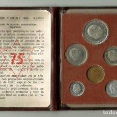 Monedas Franco: ESTADO ESPAÑOL. CARTERITA O SET OFICIAL DE LA F.N.M.T. DE 1975 PROOF. LOTE-2335. Lote 195161778