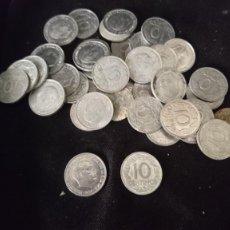 Monedas Franco: 10 CENTIMOS DE 1959. 41 PIEZAS. Lote 195178682