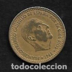 Monedas Franco: MONEDA DE 1 PESETA - ESTADO ESPAÑOL - 1966-70. Lote 195261623