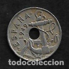 Monedas Franco: MONEDA DE 50 CENTIMOS - ESTADO ESPAÑOL - 1949-53. Lote 195261918