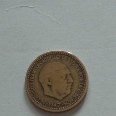 Monedas Franco: MONEDA 1 PESETA FRANCO - 1947-49 - VER FOTOS. Lote 195479100