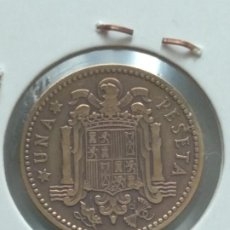 Monedas Franco: MONEDA 1 PESETA FRANCO - 1947-51 - VER FOTOS. Lote 195479176