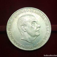 Monedas Franco: ESPAÑA SPAIN 100 PESETAS - FCO. FRANCO 1966 *69 KM 797 PLATA MBC VF. Lote 195487092