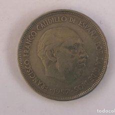 Monedas Franco: 25 PESETAS 1957*58. Lote 195694883