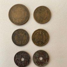 Monedas Franco: LOTE MONEDAS ESPAÑOLAS. Lote 196077713