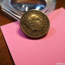 Monedas Franco: 1953 (54) 2,50 PESETAS. Lote 198179678