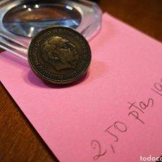 Monedas Franco: 1953 (56) 2.50 PESETAS. Lote 198181531