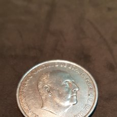 Monedas Franco: 100 PESETAS DE FRANCO (MADRID 1966)*19*66. Lote 198797356