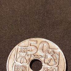 Monedas Franco: MONEDA 50 CENTIMOS ESPAÑA 1949 * 62. Lote 198862207