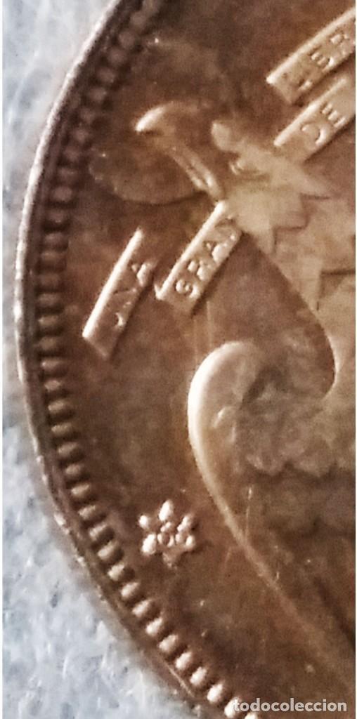 Monedas Franco: FRANCO 5 PESETAS NIQUEL DEL ESTADO ESPAÑOL DE 1957*66 SC SIN CIRCULAR !!! - Foto 2 - 198862395