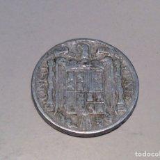Monedas Franco: CINCO CÉNTIMOS DE 1945 REF106. Lote 199244965