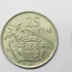 Monedas Franco: I EXPOSICION IBEROAMERICANA DE NUMISMATICA Y MEDALLISTISTICA SERIE BA DE BARCELONA. LOTE 2699. Lote 202567371
