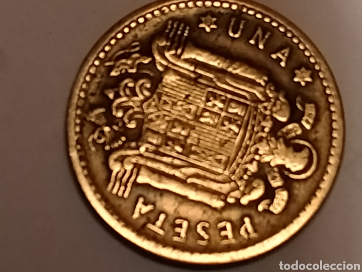 Monedas Franco: 1 PESETA FRANCO 1947 56 MBC EXCELENTE - Foto 2 - 268718669