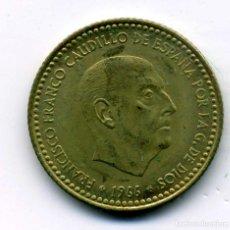 Monedas Franco: 1 PESETA 1966 (*19-71) MADRID - S/C. Lote 203247903