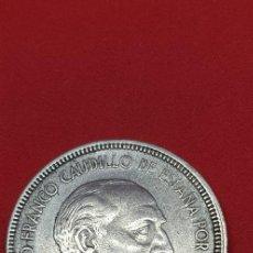Monedas Franco: 5 PESETAS 1957 *65. Lote 204204360